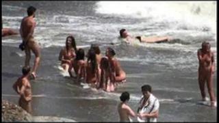 Thesandfly total beach exposure!