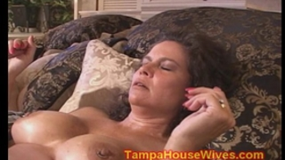 Two milf wives screwed by boat crew